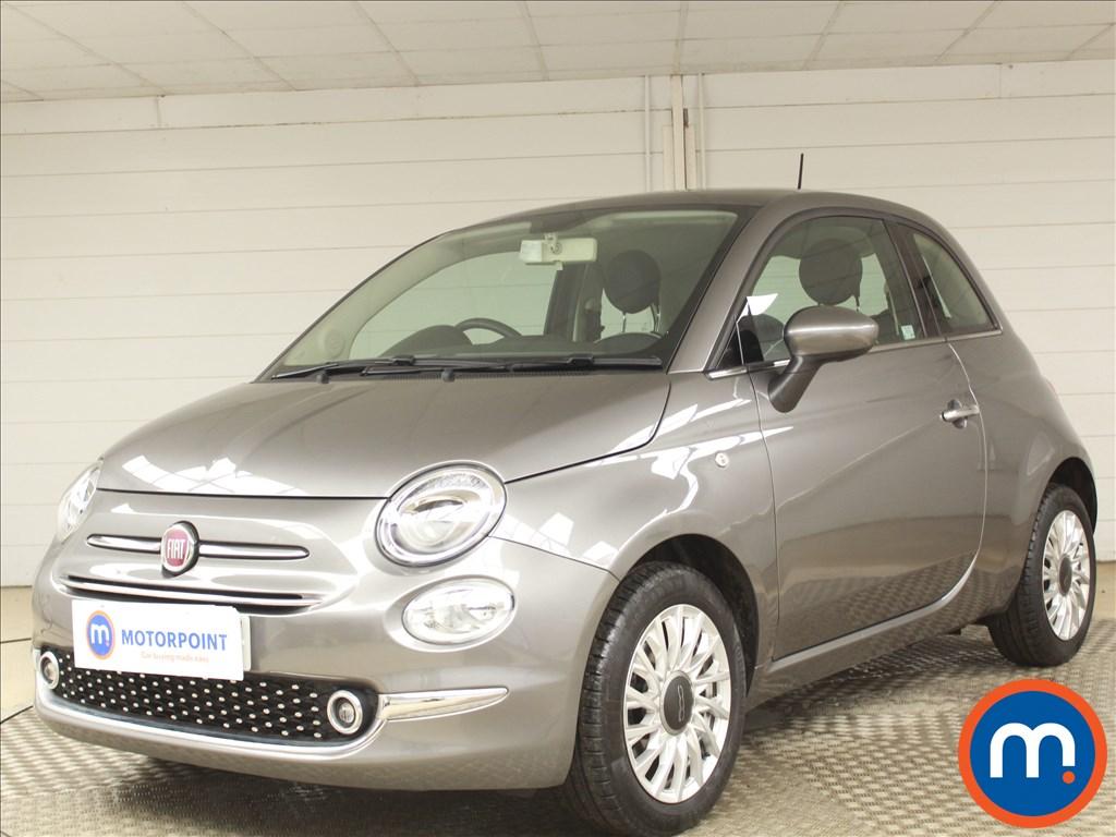 Fiat 500 Lounge - Stock Number 1083606 Passenger side front corner