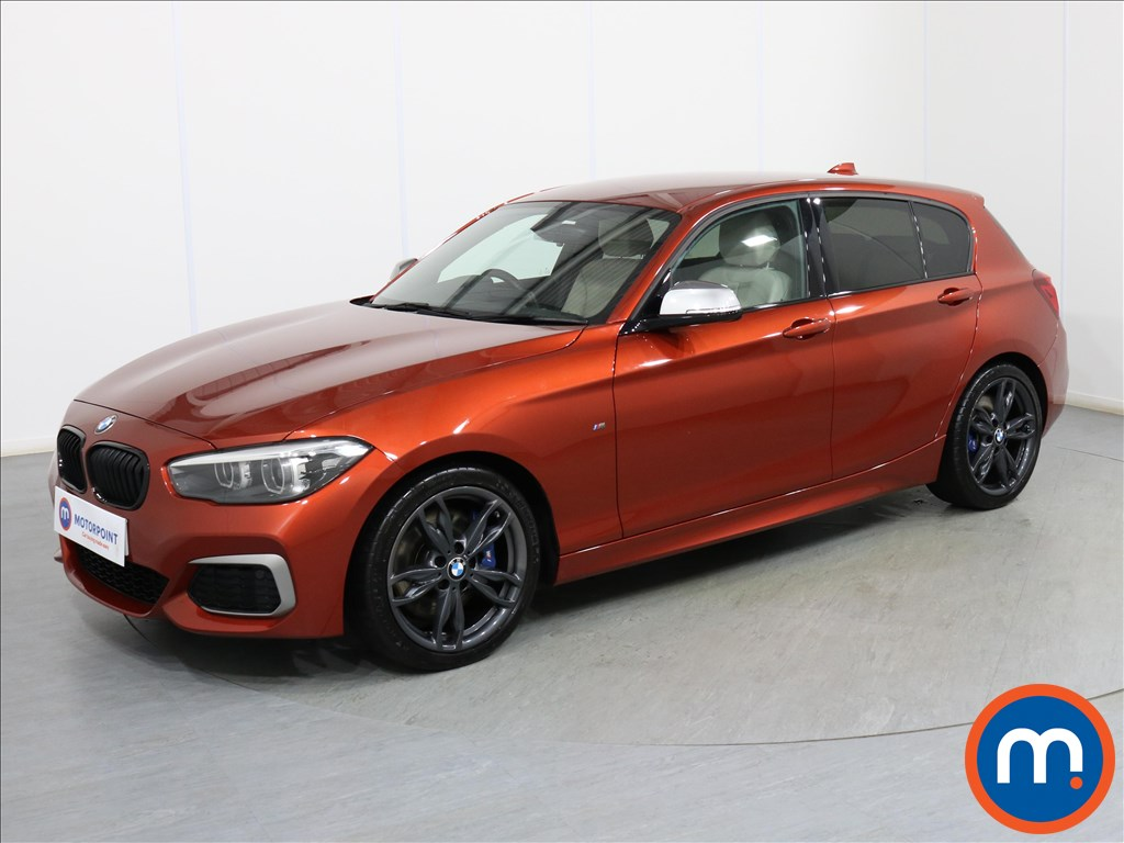 BMW 1 Series M140i Shadow Edition - Stock Number 1082141 Passenger side front corner