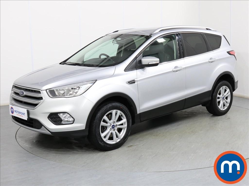 Ford Kuga Zetec - Stock Number 1085518 Passenger side front corner