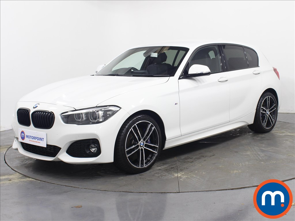 BMW 1 Series M Sport Shadow Edition - Stock Number 1081308 Passenger side front corner