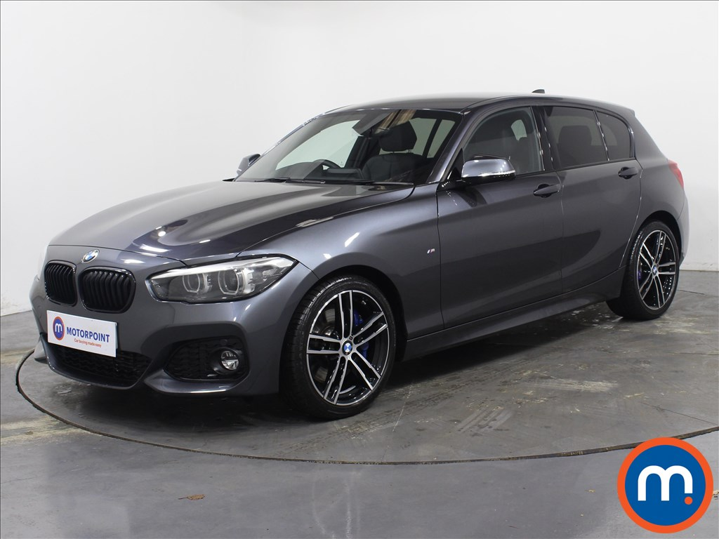 BMW 1 Series M Sport Shadow Edition - Stock Number 1081387 Passenger side front corner