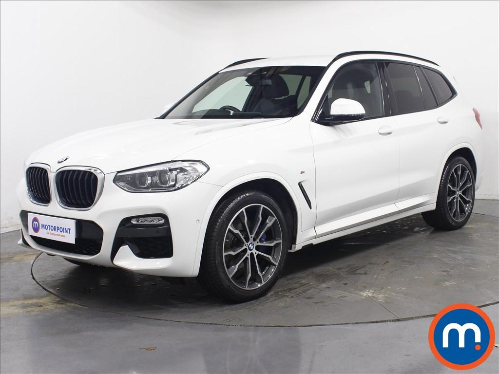 BMW X3 M Sport - Stock Number 1083775 Passenger side front corner