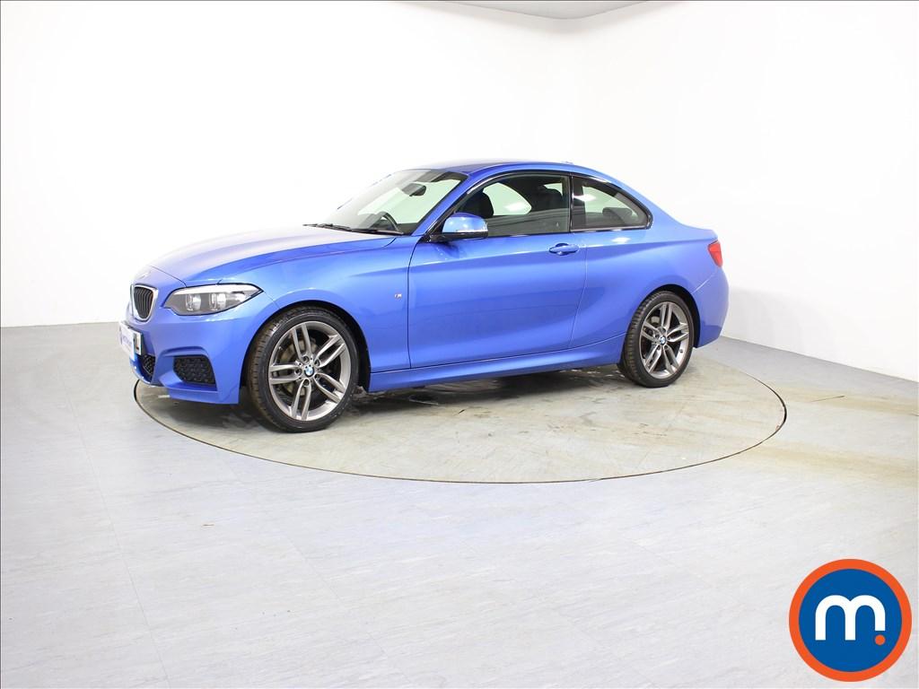 BMW 2 Series M Sport - Stock Number 1083444 Passenger side front corner