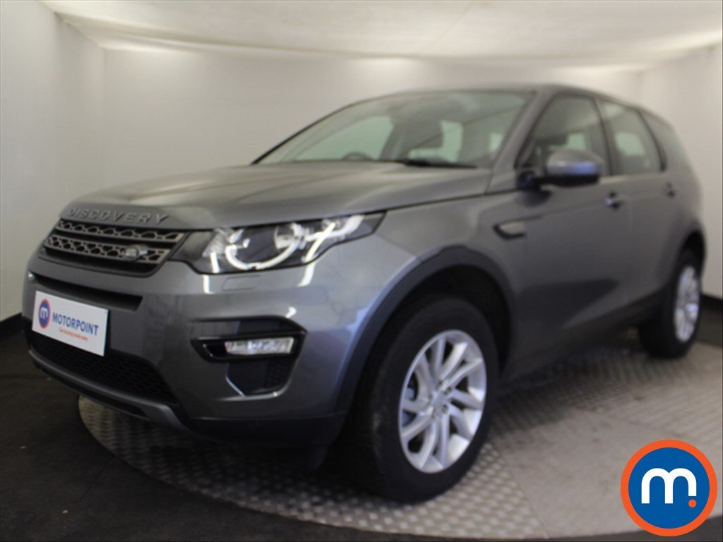 Land Rover Discovery Sport SE Tech - Stock Number 1075799 Passenger side front corner