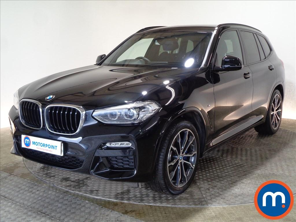 BMW X3 M Sport - Stock Number 1079289 Passenger side front corner