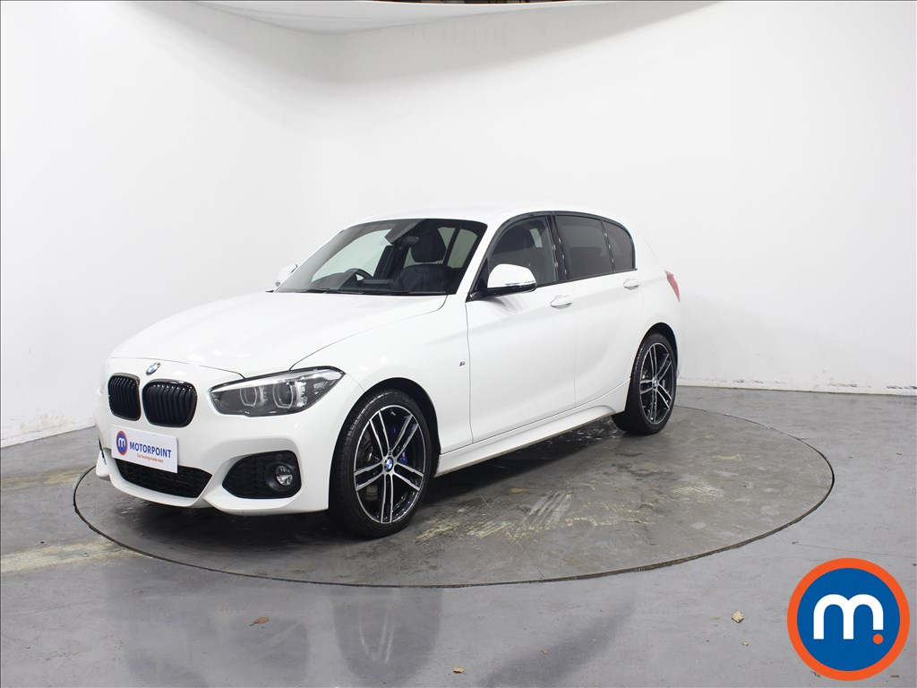 BMW 1 Series M Sport Shadow Edition - Stock Number 1081416 Passenger side front corner