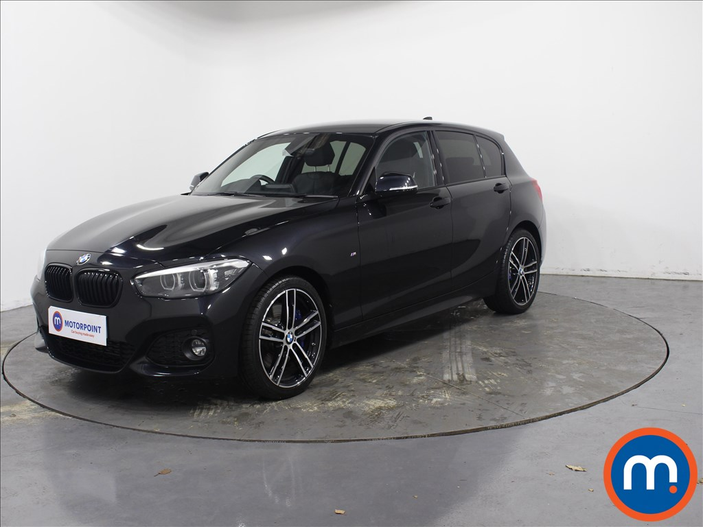 BMW 1 Series M Sport Shadow Edition - Stock Number 1081461 Passenger side front corner