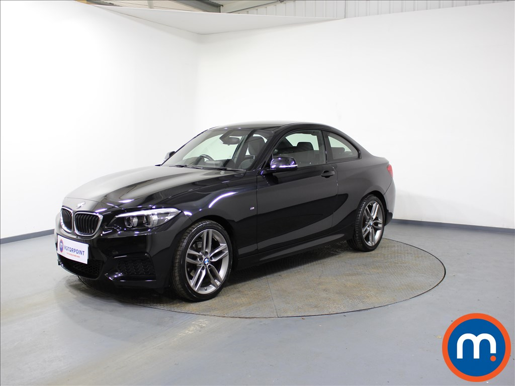 BMW 2 Series M Sport - Stock Number 1083428 Passenger side front corner