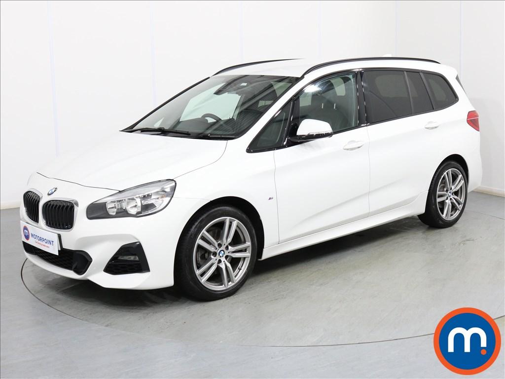 BMW 2 Series M Sport - Stock Number 1084181 Passenger side front corner
