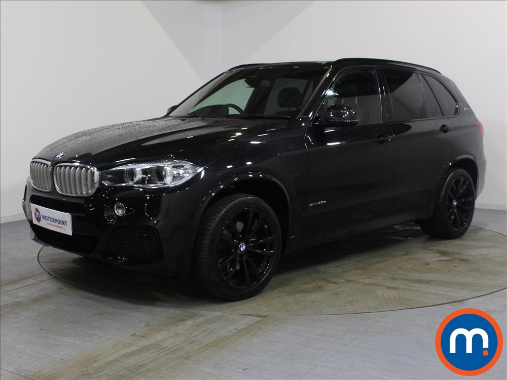 BMW X5 M Sport - Stock Number 1082352 Passenger side front corner