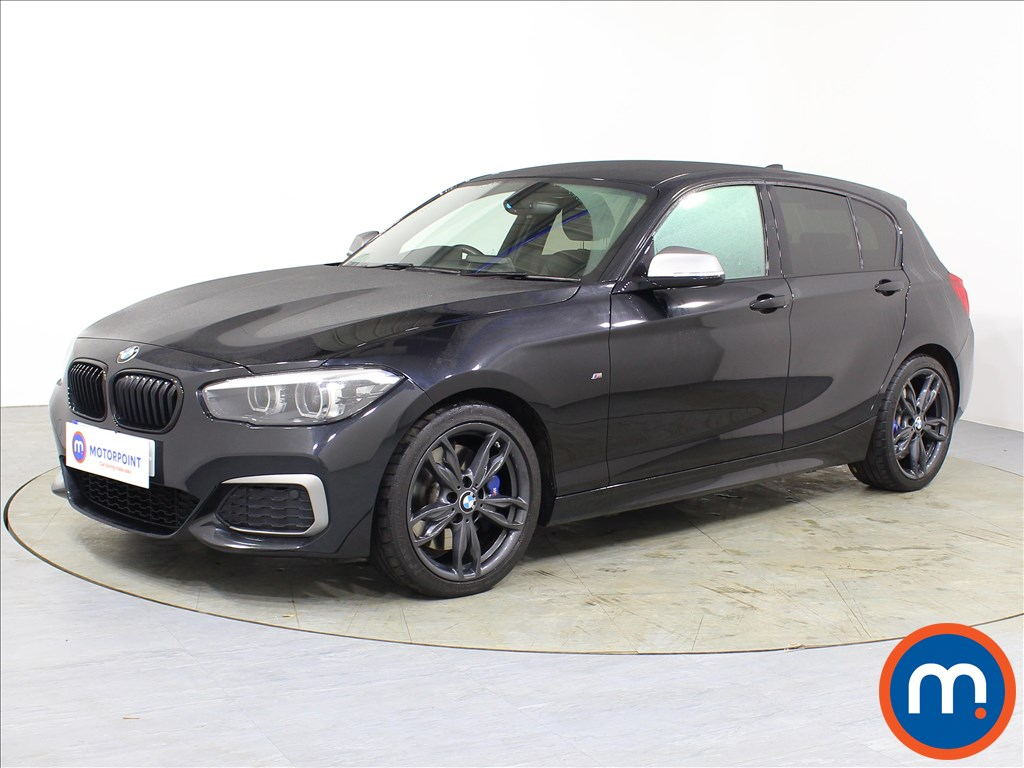 BMW 1 Series M140i Shadow Edition - Stock Number 1083825 Passenger side front corner