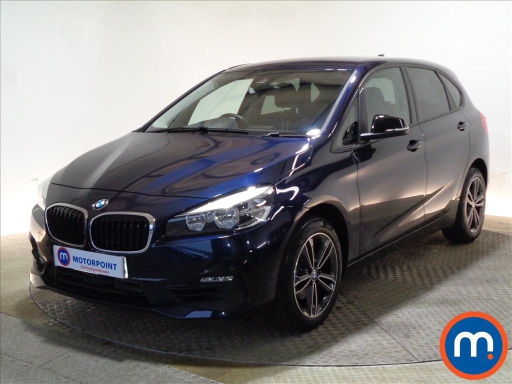 BMW 2 Series Sport - Stock Number 1083557 Passenger side front corner