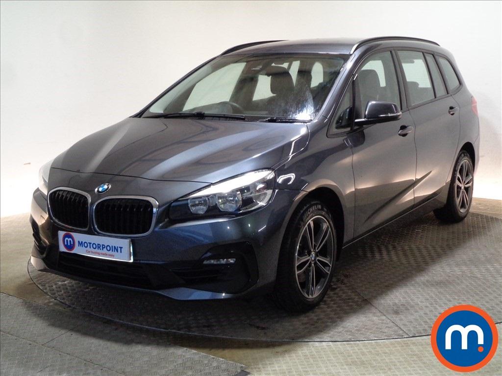 BMW 2 Series Sport - Stock Number 1084034 Passenger side front corner
