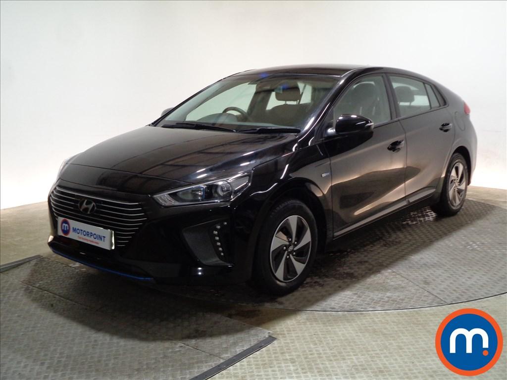 Hyundai Ioniq SE - Stock Number 1080075 Passenger side front corner