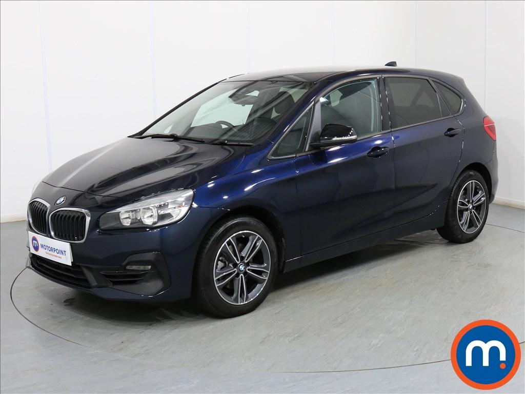 BMW 2 Series Sport - Stock Number 1083525 Passenger side front corner