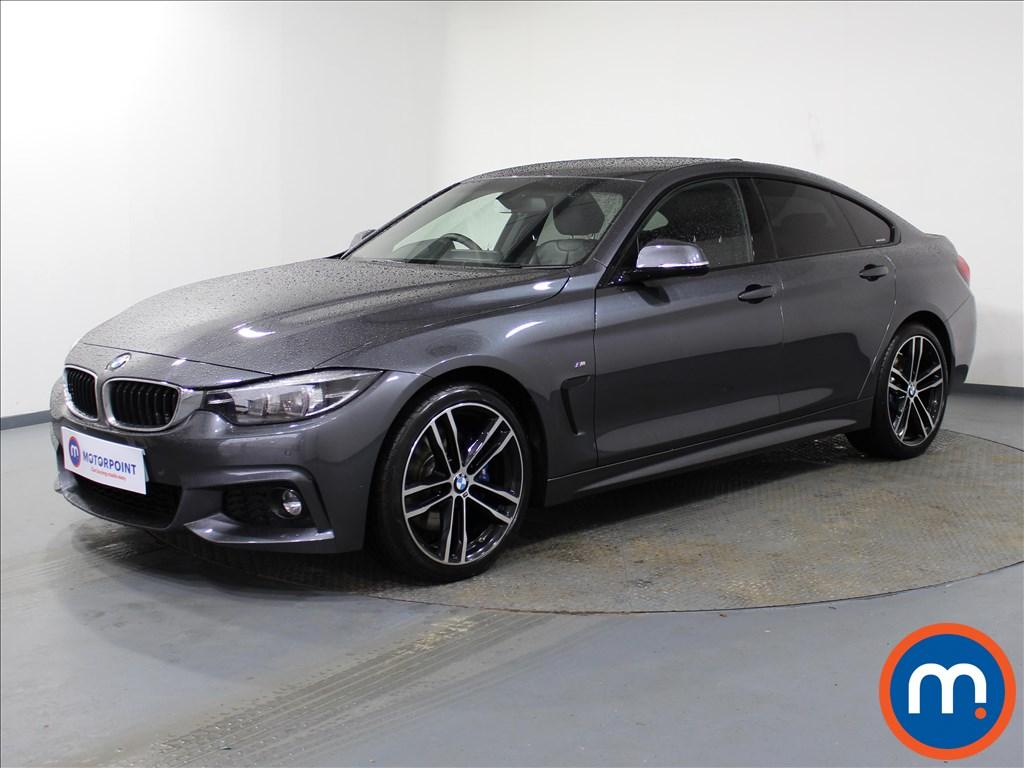 BMW 4 Series M Sport - Stock Number 1081660 Passenger side front corner