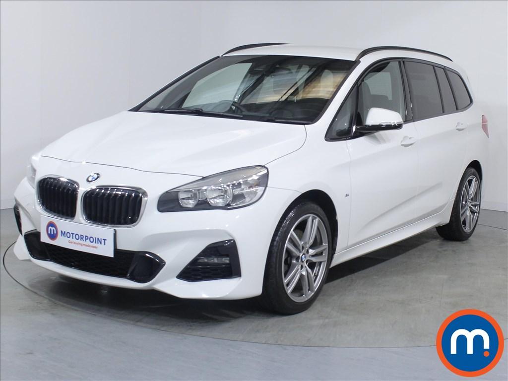 BMW 2 Series M Sport - Stock Number 1084088 Passenger side front corner