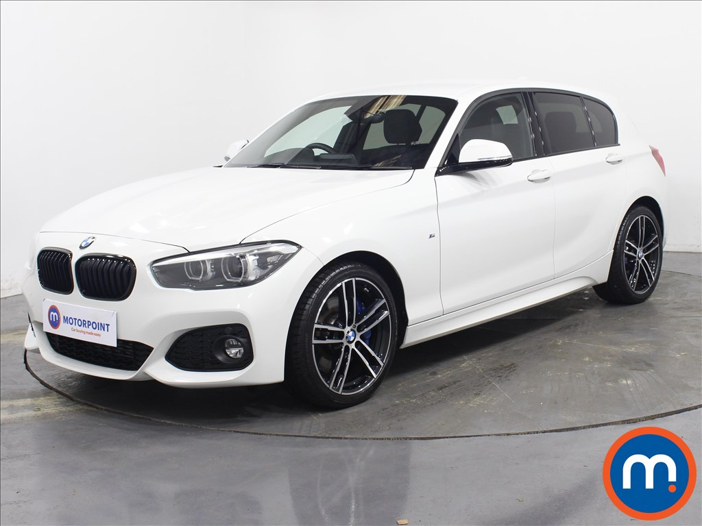 BMW 1 Series M Sport Shadow Edition - Stock Number 1081652 Passenger side front corner