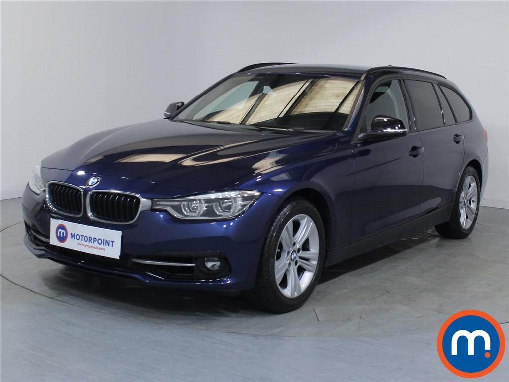 BMW 3 Series Sport - Stock Number 1082810 Passenger side front corner