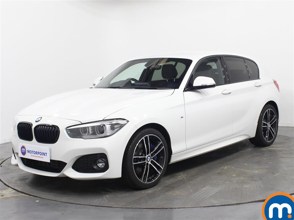 BMW 1 Series M Sport Shadow Edition - Stock Number 1081477 Passenger side front corner