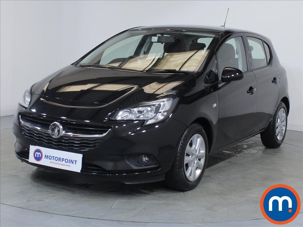 Vauxhall Corsa Design - Stock Number 1083353 Passenger side front corner