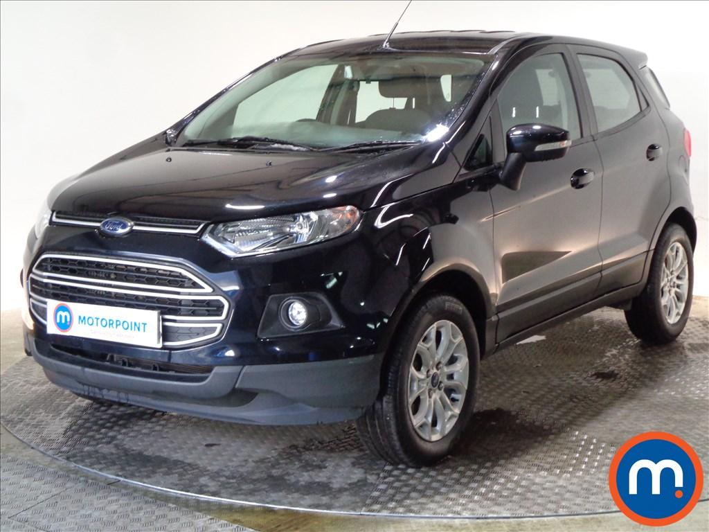 Ford Ecosport Zetec - Stock Number 1085335 Passenger side front corner