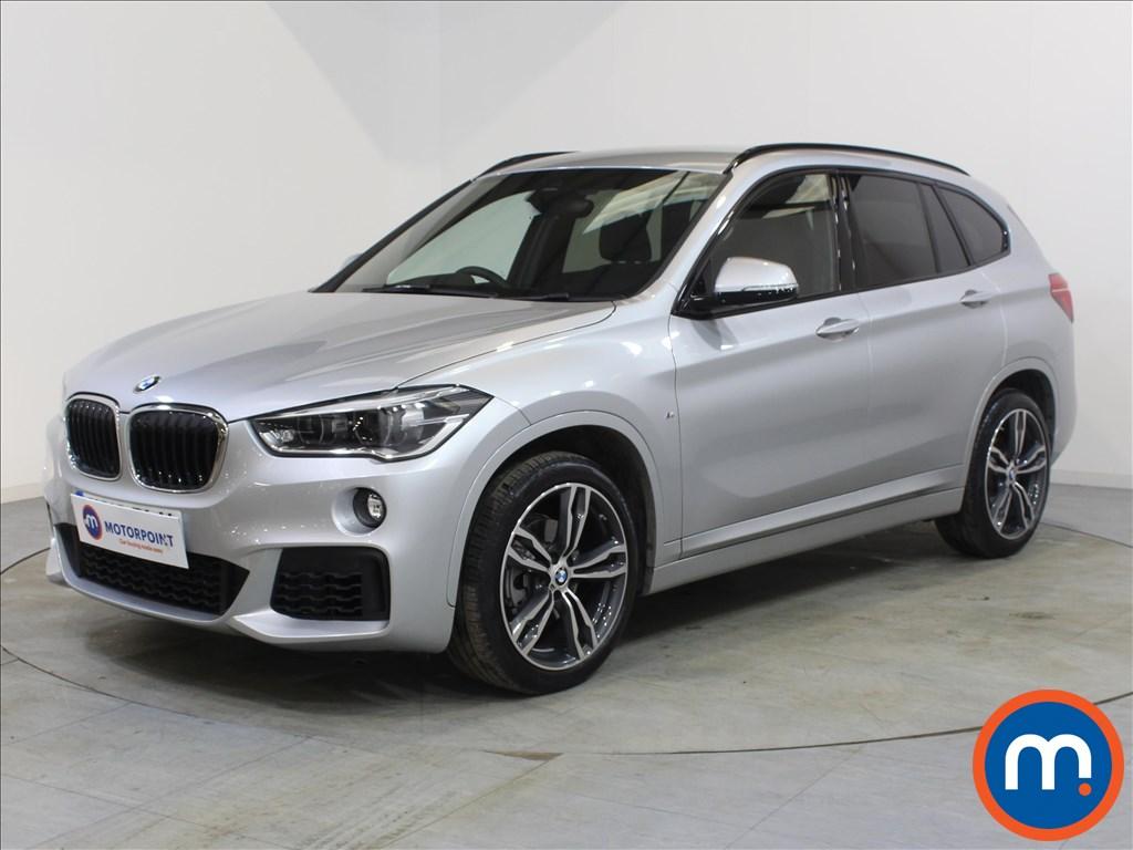 BMW X1 M Sport - Stock Number 1083457 Passenger side front corner