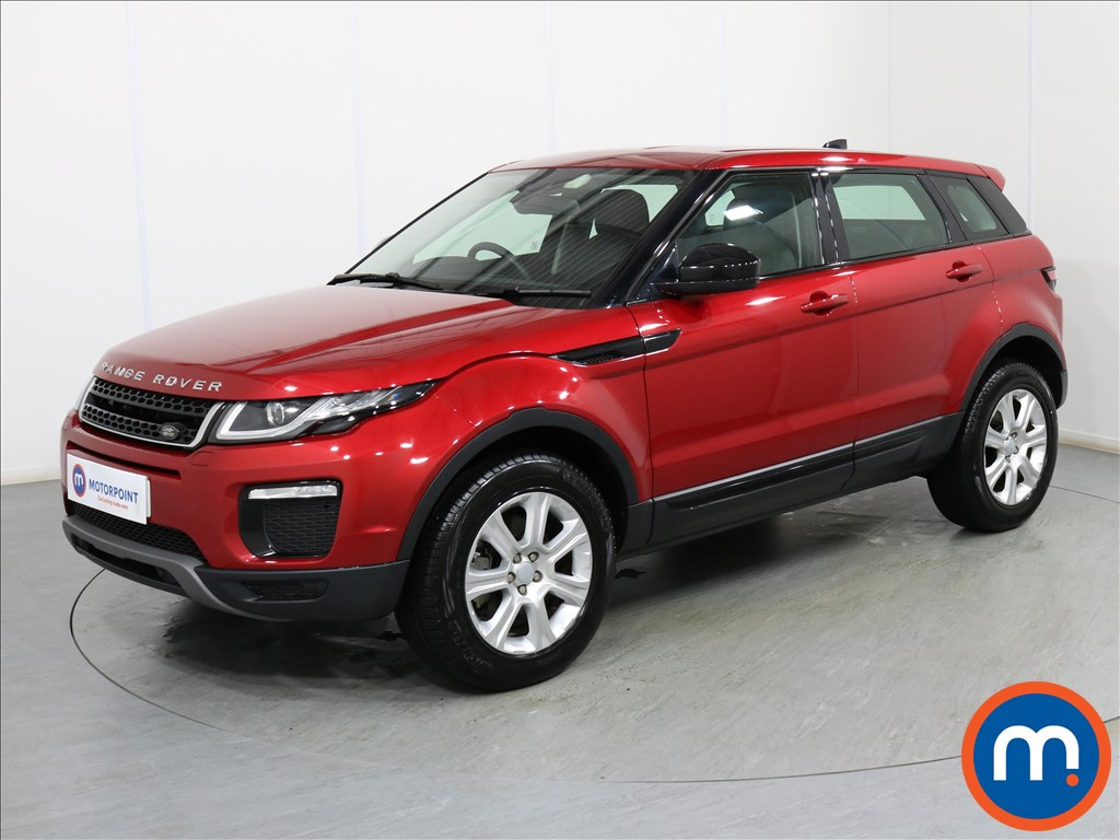 Land Rover Range Rover Evoque SE Tech - Stock Number 1081742 Passenger side front corner