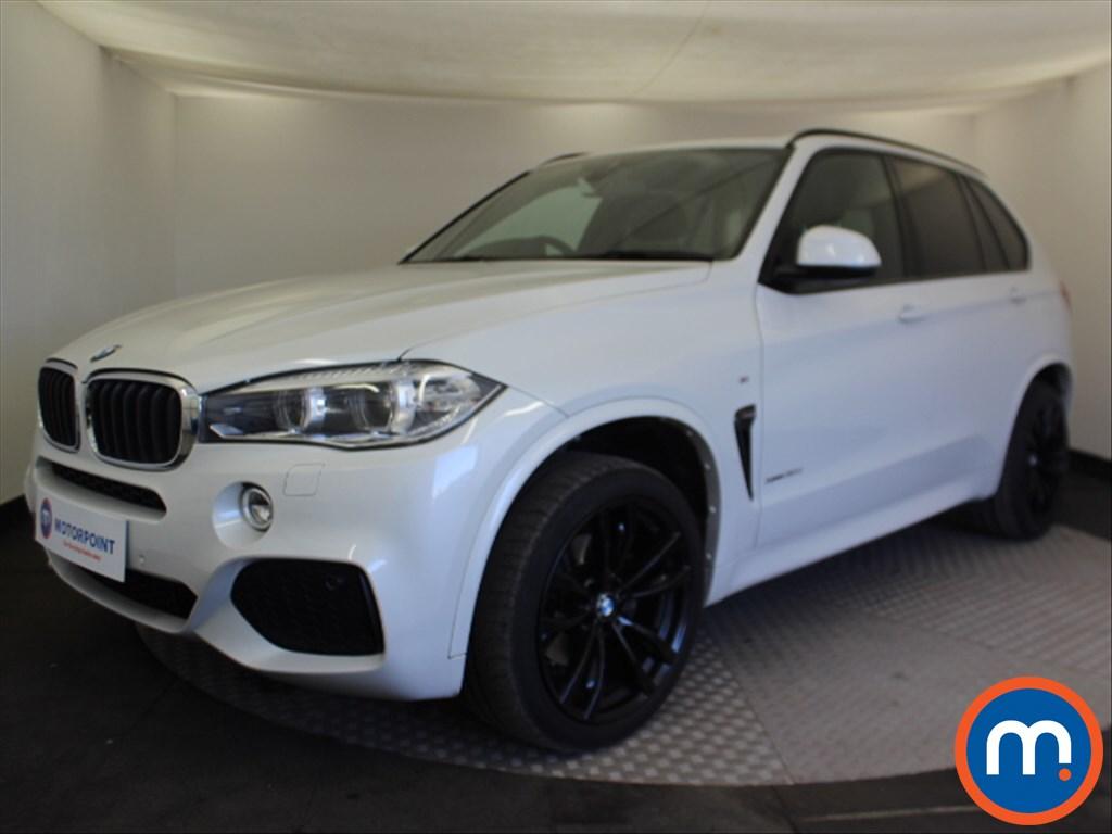 BMW X5 M Sport - Stock Number 1083468 Passenger side front corner