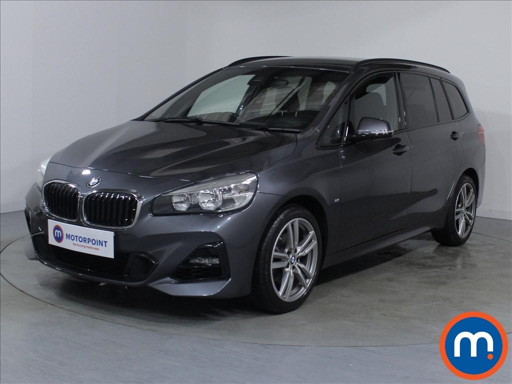BMW 2 Series M Sport - Stock Number 1084083 Passenger side front corner