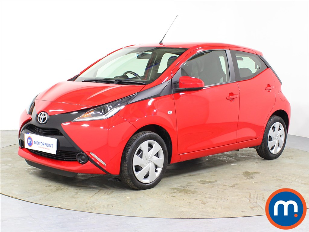 Toyota Aygo X-Play - Stock Number 1083823 Passenger side front corner