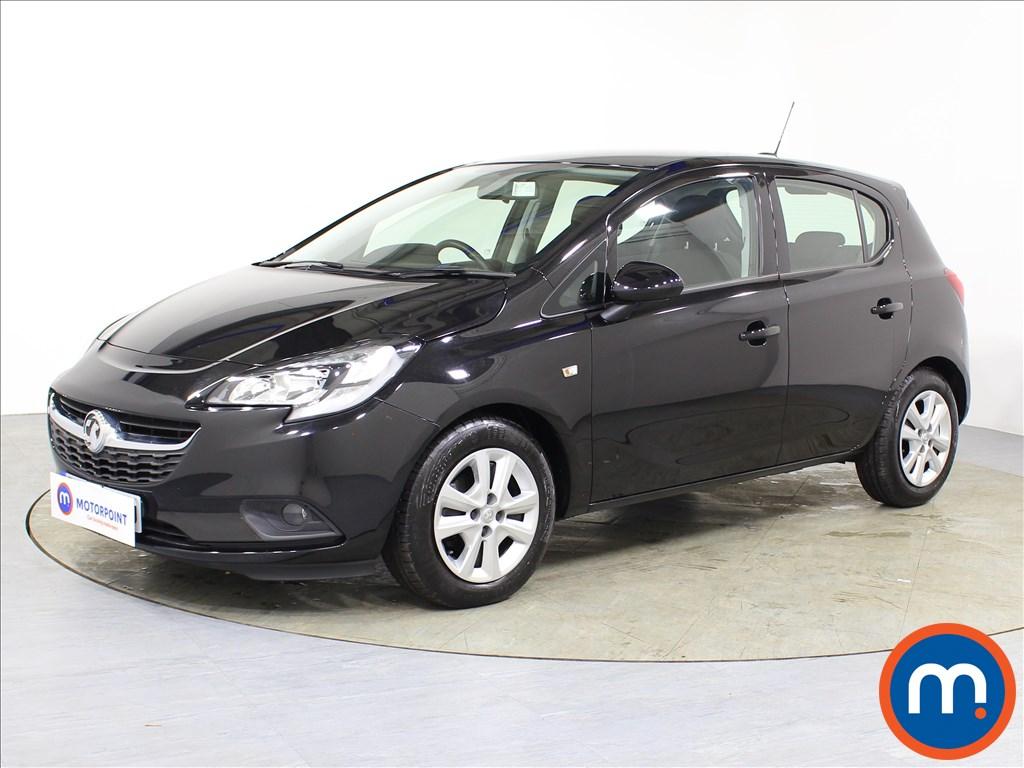 Vauxhall Corsa Design - Stock Number 1083354 Passenger side front corner