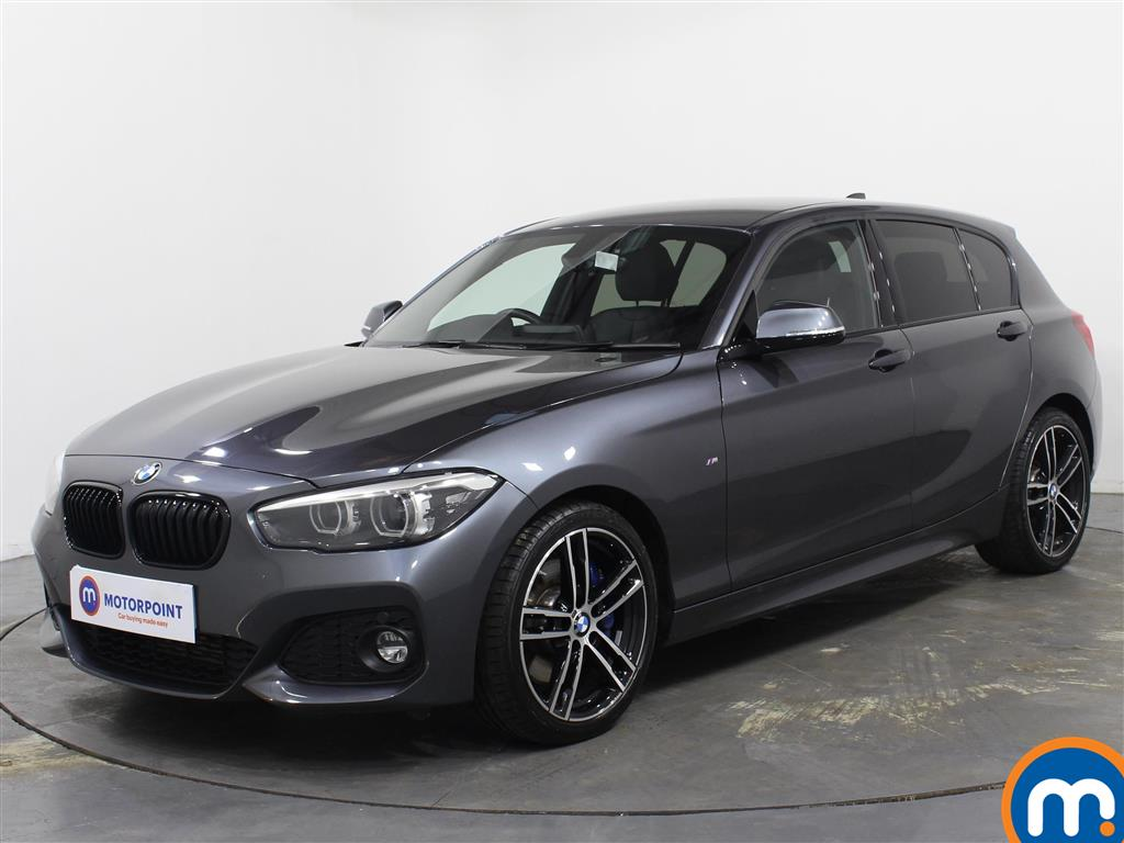 BMW 1 Series M Sport Shadow Edition - Stock Number 1081384 Passenger side front corner
