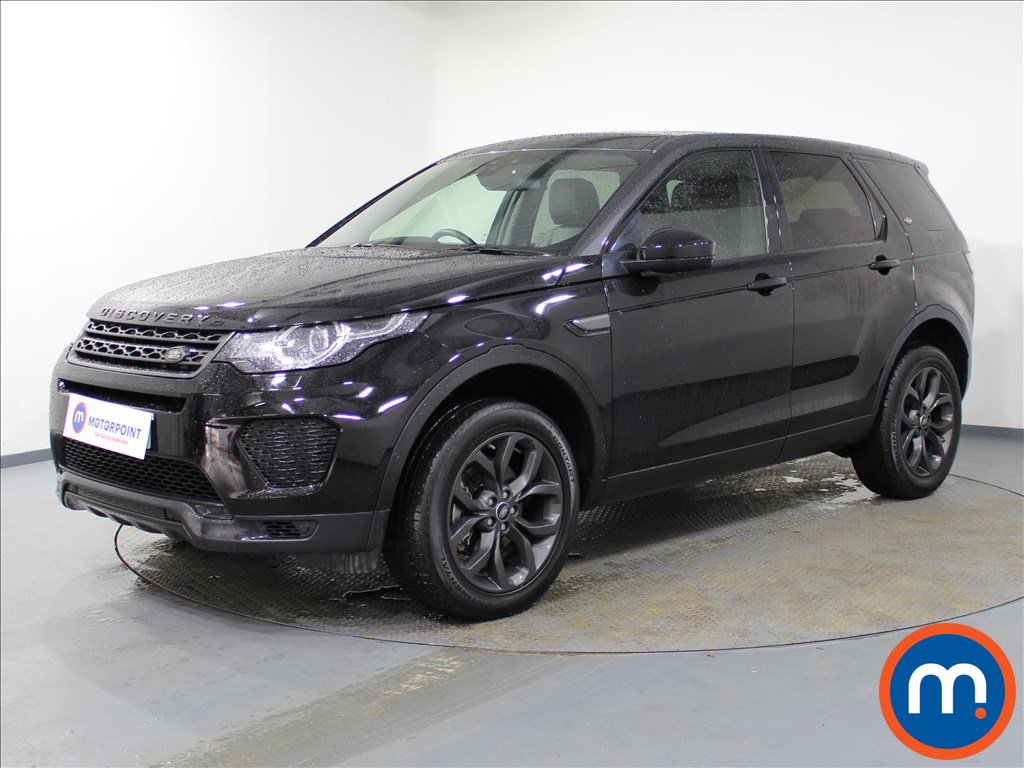 Land Rover Discovery Sport Landmark - Stock Number 1083636 Passenger side front corner