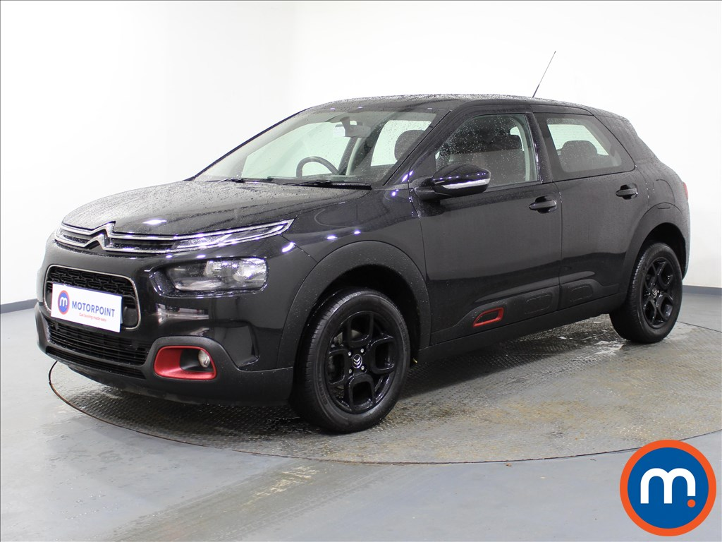 Citroen C4 Cactus Feel Edition - Stock Number 1084002 Passenger side front corner