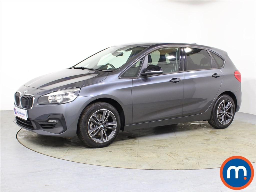 BMW 2 Series Sport - Stock Number 1083567 Passenger side front corner