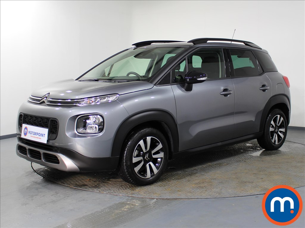 Citroen C3 Aircross Feel - Stock Number 1076910 Passenger side front corner