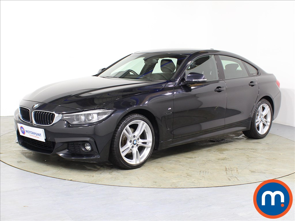 BMW 4 Series M Sport - Stock Number 1083023 Passenger side front corner