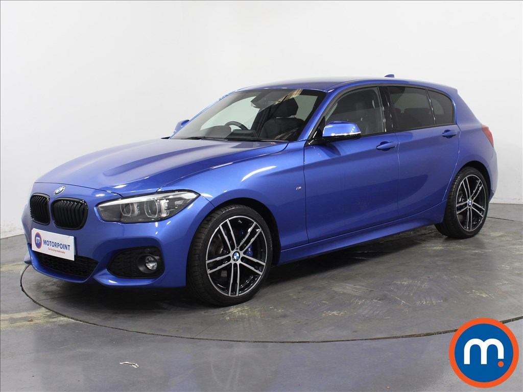BMW 1 Series M Sport Shadow Edition - Stock Number 1081426 Passenger side front corner