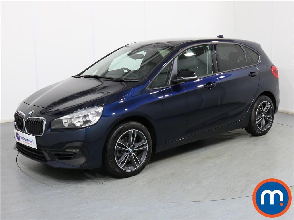 BMW 2 Series Sport - Stock Number 1083521 Passenger side front corner
