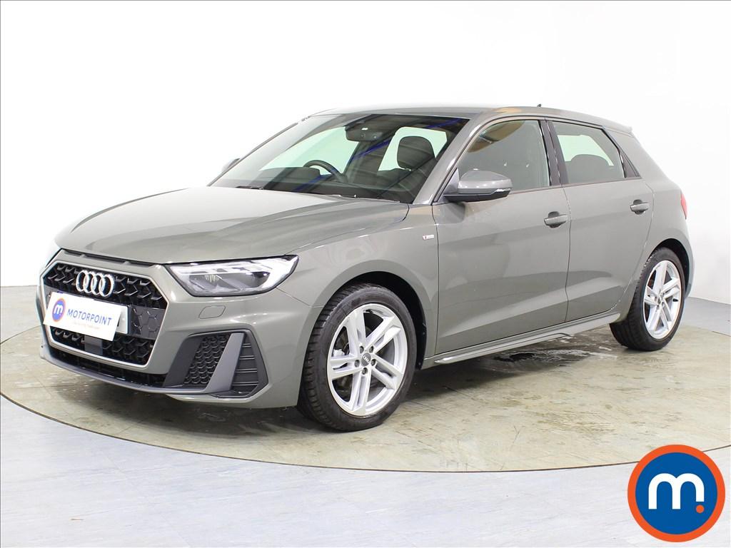 Audi A1 S Line - Stock Number 1083665 Passenger side front corner
