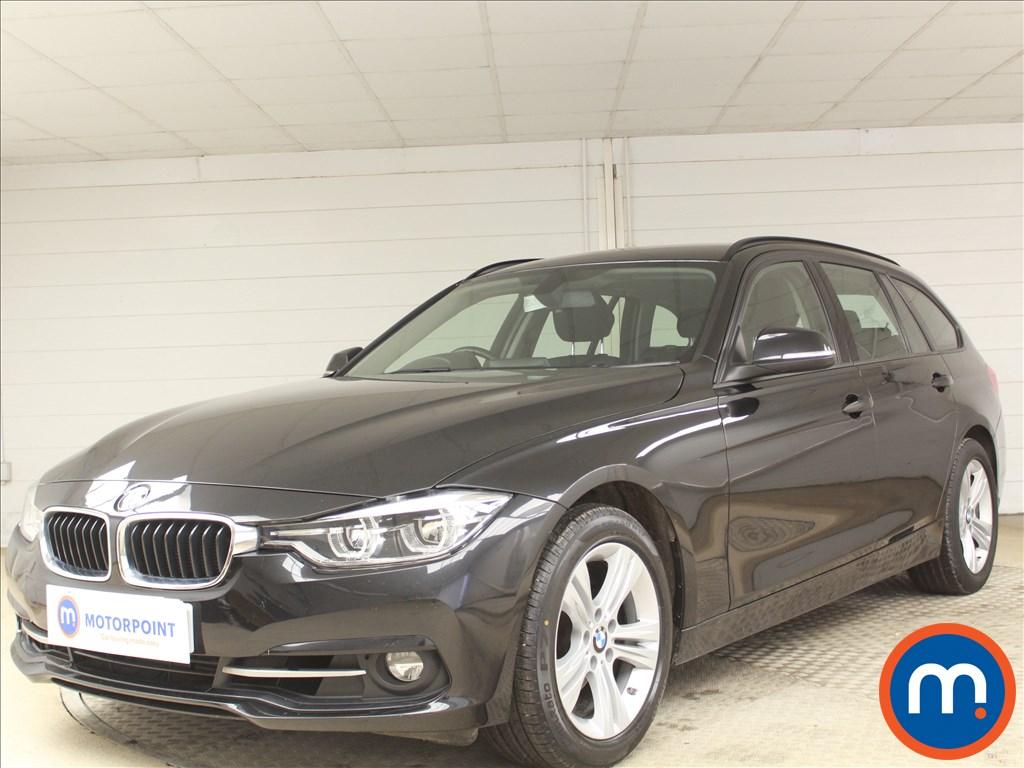BMW 3 Series Sport - Stock Number 1083374 Passenger side front corner
