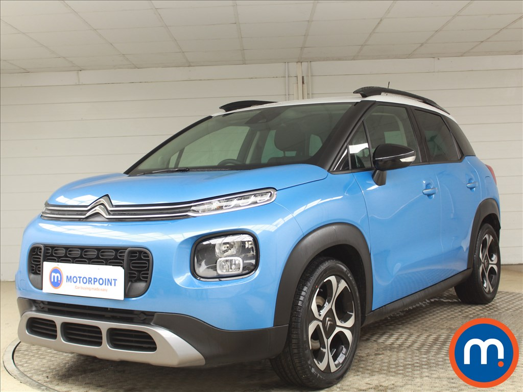 Citroen C3 Aircross Flair - Stock Number 1077620 Passenger side front corner