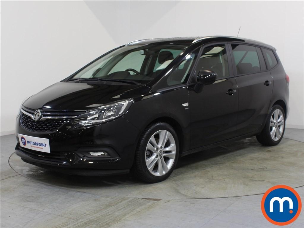 Vauxhall Zafira SRi Nav - Stock Number 1085382 Passenger side front corner