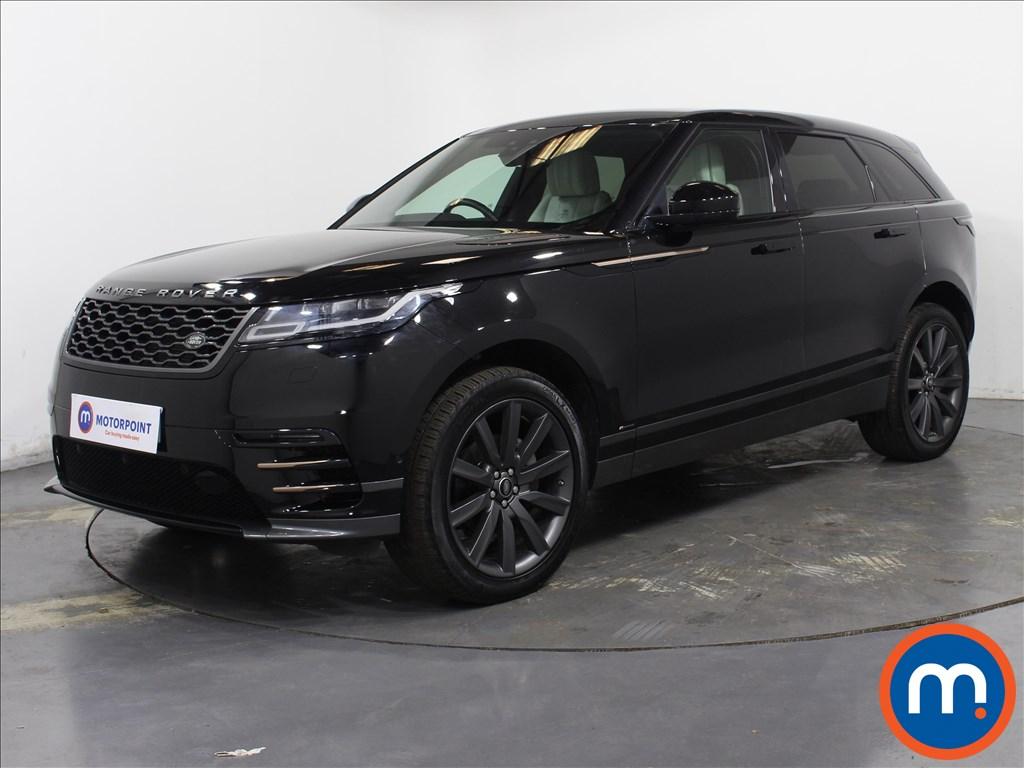 Land Rover Range Rover Velar R-Dynamic HSE - Stock Number 1082330 Passenger side front corner