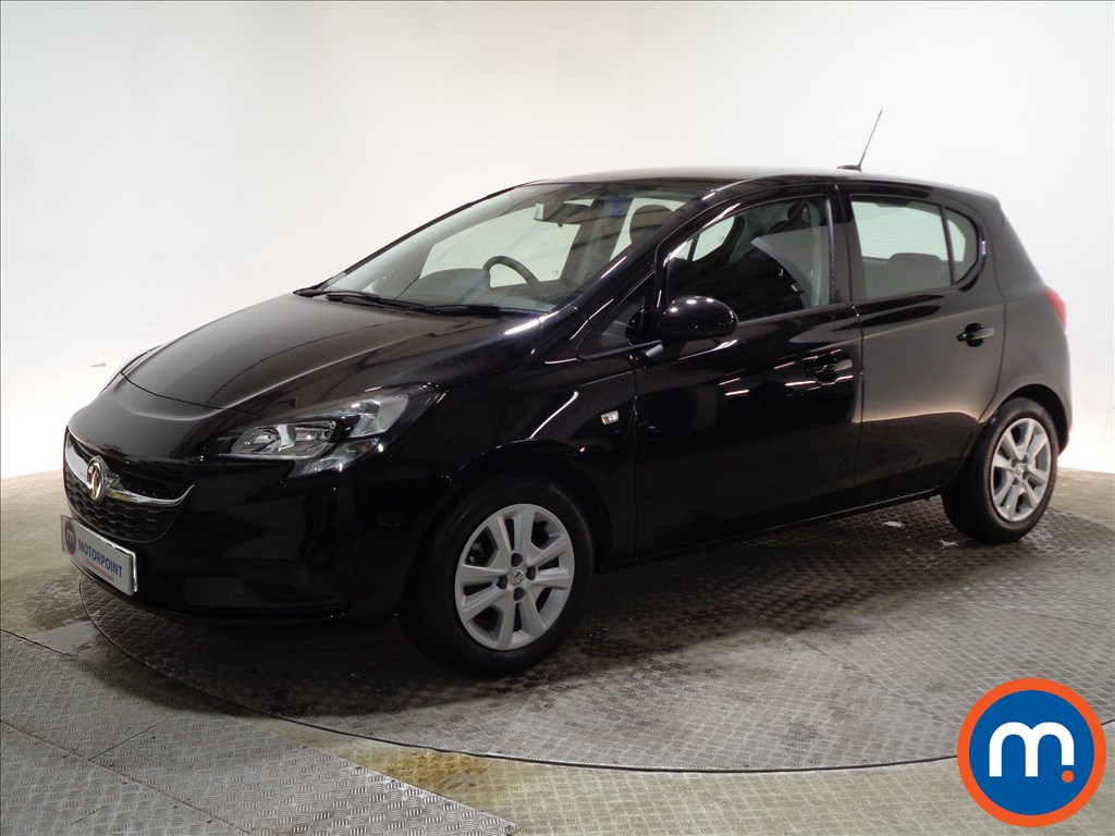 Vauxhall Corsa Design - Stock Number 1083360 Passenger side front corner