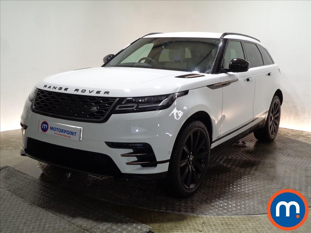 Land Rover Range Rover Velar R-Dynamic HSE - Stock Number 1083778 Passenger side front corner