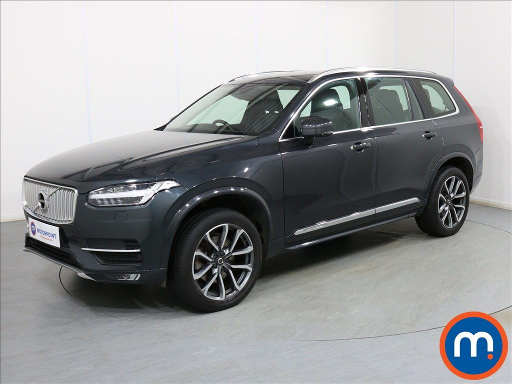 Volvo Xc90 Inscription - Stock Number 1081736 Passenger side front corner