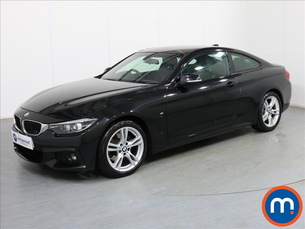 BMW 4 Series M Sport - Stock Number 1082776 Passenger side front corner