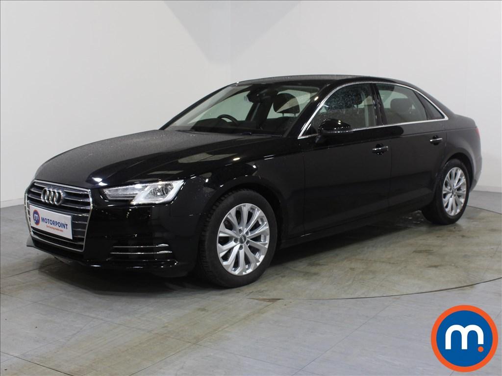 Audi A4 SE - Stock Number 1085862 Passenger side front corner